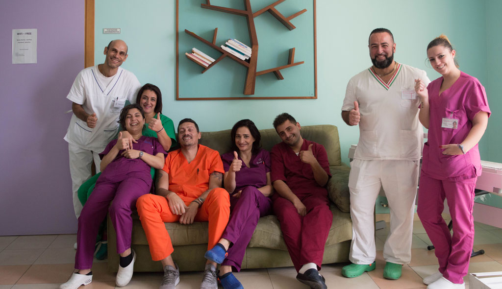 Hospice Reggio Calabria