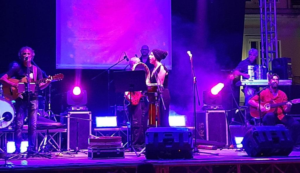 I Mattanza in concerto a Gioia Tauro